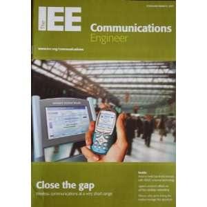 Engineer [Magazine] February/March 2005: Svetlana Josifovska: Books