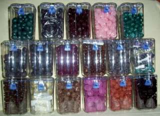 Huge Lot of Gorgeous New Jewelry Making Loose Beads Asst.Colors,Sizes