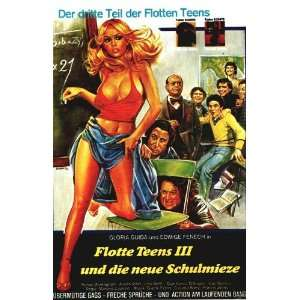 Linsegnante va in Collegio Movie Poster (11 x 17 Inches
