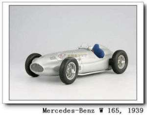 18 CMC Mercedes Benz W 165, 1939 Die Cast Model