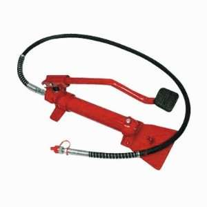 Hydraulic Foot/Hand Pump With Hose