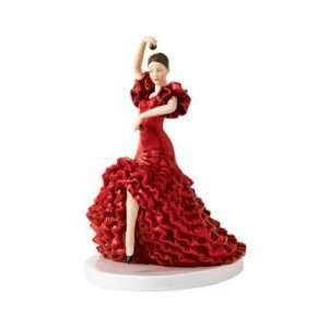 Royal Doulton Dance Collection Spanish Flamenco Figurine