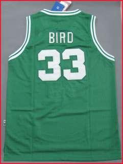BOSTON CELTICS Larry Bird SWINGMAN Green Jersey M XXL