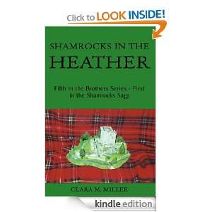 Shamrocks in the Heather Clara M. Miller  Kindle Store