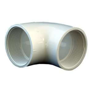 90º PVC Plumbing Elbow   2 (FPT x FPT)