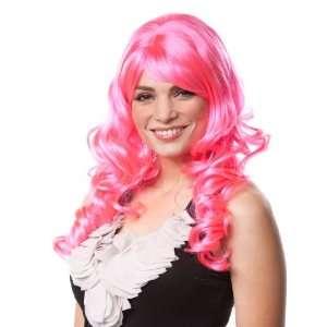 SEPIA Crystal Wig (Hot Pink) Beauty