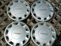 HYUNDAI HUBCAPS HUB CAPS HUBCAP WHEELS COVERS