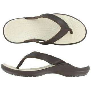 brand crocs model crocs capri flip leather style sandals thong