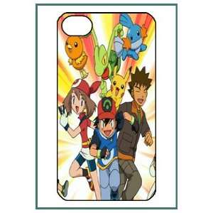 Pokemon Cartoon Cute Fun Lovely Game Figure iPhone 4s