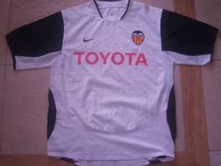 SPAIN LA LIGA 2003 2004 UEFA CUP FOOTBALL SHIRT SOCCER JERSEY