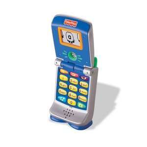 Fisher Price Fun 2 Learn Learn My Number Cell Phone Toys & Games