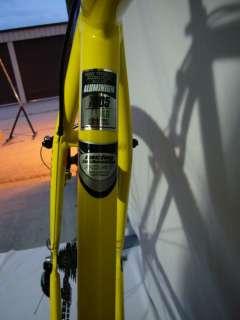 Fort Cross 7005 Cyclocross Bike w/Dura Ace Bar End Shifters, Rolf