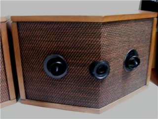 BOSE 901 Series III Direct reflecting Acoustic Matrix walnut veneer