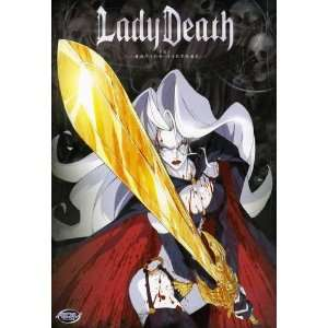 Lady Death: Andrew Orjuela: Movies & TV