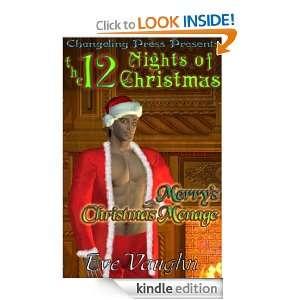 Merrys Christmas Ménage: Eve Vaughn:  Kindle Store