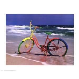 Bike by Mike Jones 28x22:  Home & Kitchen
