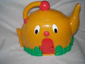 Disney Playhouse Rolie Polie Olie Play set Teapot Only