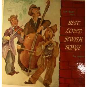 Best Loved Jewish Songs Jan Bart Music