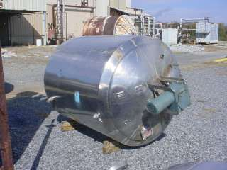 gallon stainless steel jacketed tank w mixer in Rock Hill, SC |