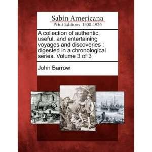 series. Volume 3 of 3 (9781275847347) John Barrow Books
