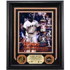 San Francisco Giants Barry Bonds 7th MVP Photomint