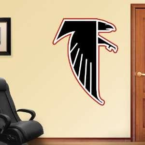 Atlanta Falcons Classic Logo Vinyl Wall Graphic Decal
