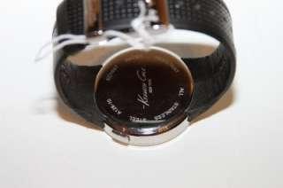Kenneth Cole New York Unisex KC1697 Digital Silver Screen Dial Watch $