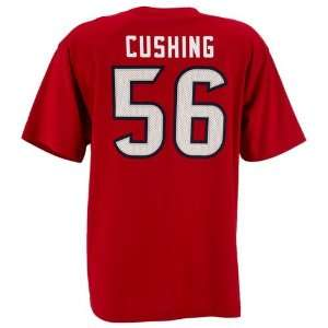 Mens Texans Brian Cushing #56 Game Gear T shirt