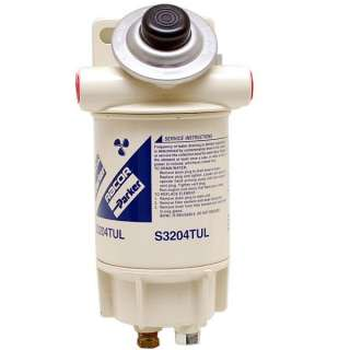 RACOR 445MAM BOAT DIESEL FUEL FILTER/WATER SEPARATOR