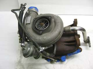 2001 Chevy Duramax Diesel Turbo Charger Unit, NR