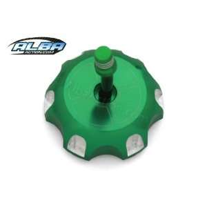 2003 2004 Suzuki RM100 Dirt Bike Gas Cap [Green