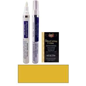 Oz. Yellow Blaze Paint Pen Kit for 1978 Dodge All Other Models (Y