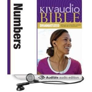 KJV Audio Bible Numbers (Dramatized) (Audible Audio