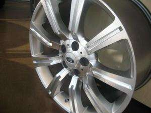 20 WHEELS/RIM+TIRES RANGE ROVER HSE SPORT SUPERCHARGED