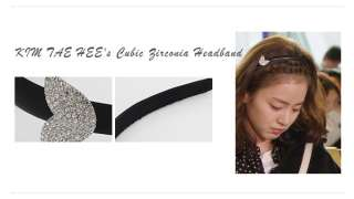 MY PRINCESS KOREAN DRAMA KIM TAE HEES Cubic Headband