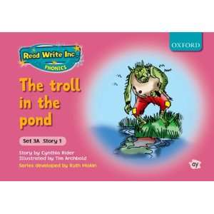 Pond (9780198468578) Cynthia Rider, Tim Archbold, Ruth Miskin Books