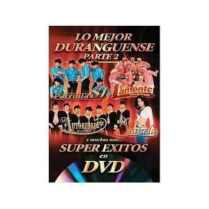 Super Exitos En DVD Lo Mejor Duranguense Parte 2 Various