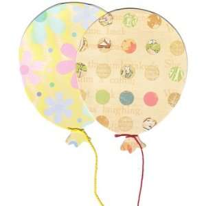 Balloon Birthday Party Invitations   Sunny Office