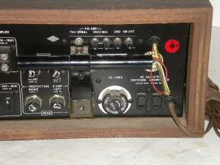 Vintage Pioneer QX 8000 Quad Stereo Receiver ~ Working ~ Nice Wood