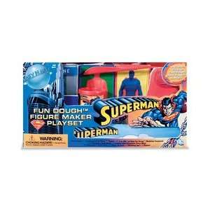 Superman Fun Dough Set Toys & Games