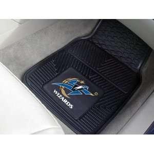 Piece Heavy Duty Vinyl Floor Car Mat Set with Logo Automotive