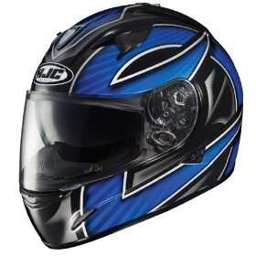 HJC IS 16 Ramper Full Face Motorcycle Helmet MC 2 Blue Small S 572 922