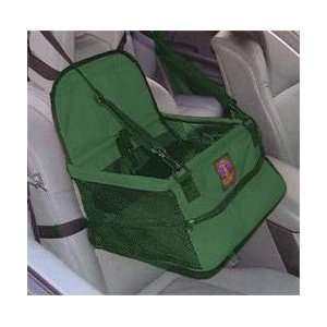 Pet Dog Booster Car Seat Outward Hound Green Up to 20lbs
