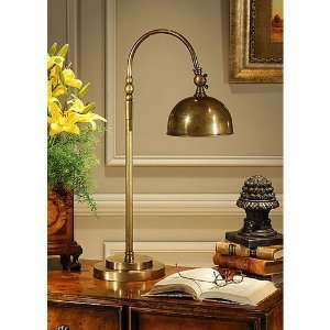 Wildwood Lamps 5830 Old Brass 1 Light Table Lamps in Deep