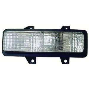 Chevy/GMC Replacement Turn Signal Light (Dual Headlight