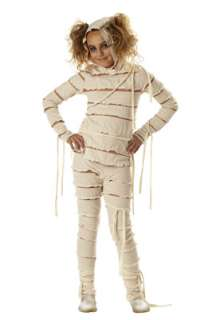 Egyptian Mummy Girl Child Halloween Costume