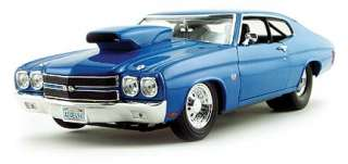 18 1970 CHEVROLET CHEVELLE PRO STREET/STRIP DIECAST MODEL