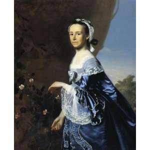 40 inches   Mrs. James Warren (Mercy Ot