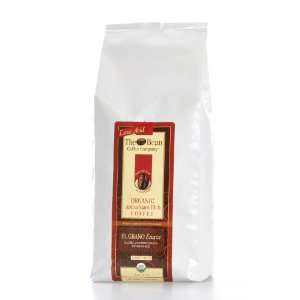 The Bean Coffee Company Organic Columbian Excelso Coffee, Whole Bean