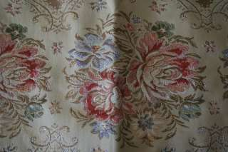 Gorgeous Golden Satin Jacquard Table runner D